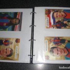 Coleccionismo deportivo: COLECCIÓN 126 POSTALES JUGADORES FC BARCELONA (VER FOTOS). Lote 194329442