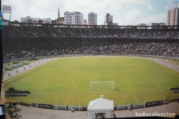 POSTAL SALVADOR -BRASIL FFUTBOL CAMPO OCTAVIO MANGABEIRA-EDIC.LIMITADA (Coleccionismo Deportivo - Postales de Deportes - Fútbol)