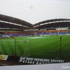 Coleccionismo deportivo: POSTAL INGLATERRA.- FUTBOL BOLTON - REEBOK STADIUM -EDIC.LIMITADA. Lote 194540402
