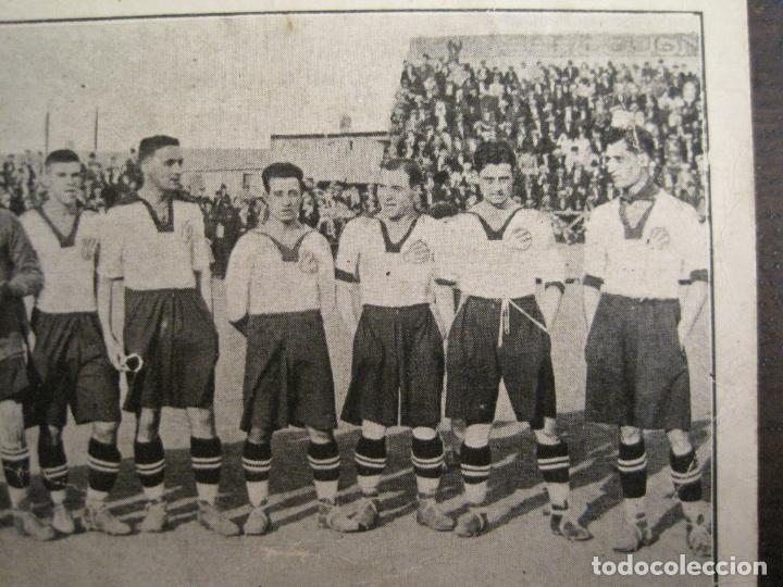 Coleccionismo deportivo: C.D. EUROPA-CAMPIO DE CATALUNYA ANY 1923-EQUIPO EN EL CAMPO-POSTAL DE FUTBOL ANTIGUA-(67.916) - Foto 5 - 194731838