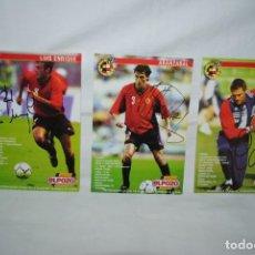 Coleccionismo deportivo: SELECCION ESPAÑOLA SE FUTBOL . Lote 194966847