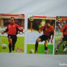Coleccionismo deportivo: SELECCION ESPAÑOLA DE FUTBOL . Lote 194987755