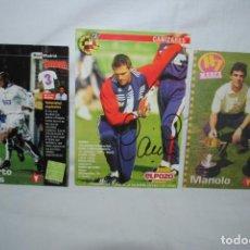 Coleccionismo deportivo: SELECCION ESPAÑOLA DE FUTBOL . Lote 194988745