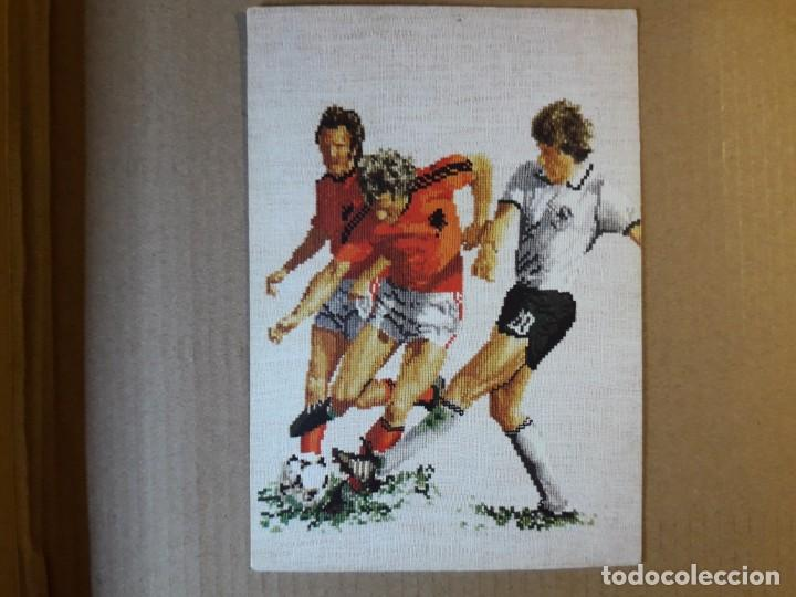 POSTAL DIBUJO EQUIPO HOLANDÉS (Coleccionismo Deportivo - Postales de Deportes - Fútbol)