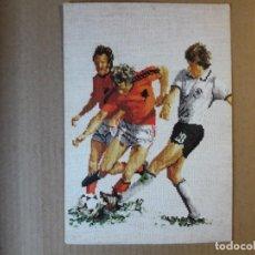 Coleccionismo deportivo: POSTAL DIBUJO EQUIPO HOLANDÉS. Lote 196169842