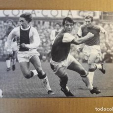 Coleccionismo deportivo: POSTAL CRUYFF 1988. Lote 196193535