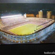 Coleccionismo deportivo: MADRID ESTADIO DE FUTBOL SANTIAGO BERNABEU ASPECTO NOCTURNO ED. GARCIA GARRABELLA Nº 50. Lote 197131942