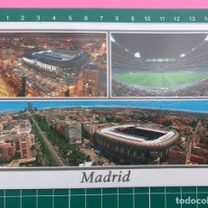 Coleccionismo deportivo: POSTAL SIN USO - ESTADIO SANTIAGO BERNABEU - REAL MADRID C.F.. Lote 207234150