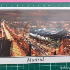 Coleccionismo deportivo: POSTAL SIN USO - ESTADIO SANTIAGO BERNABEU - REAL MADRID C.F.. Lote 207234173