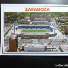 Coleccionismo deportivo: ZARAGOZA ESTADIO DE FUTBOL LA ROMAREDA. Lote 198487691