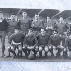 Coleccionismo deportivo: FOTOGRAFIA CLUB DEPORTIVO ORENSE EN SEGUNDA VILLAR FOTO DESCRIPCION DETRAS NOMBRE JUGADORES S54. Lote 198891898