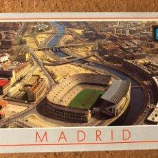 Coleccionismo deportivo: VICENTE CALDERÓN (MADRID). POSTAL ORIGINAL SIN CIRCULAR.. Lote 199051608