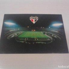 Coleccionismo deportivo: POSTAL ESTADIO CÍCERO POMPEU DE TOLEDO - SAO PAULO F.C.. Lote 199057072