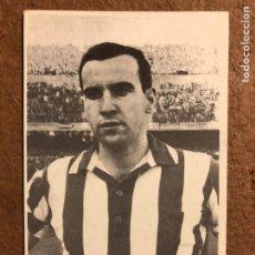 Coleccionismo deportivo: KOLDO AGUIRRE (ATHLETIC CLUB). FOTOGRAFÍA DE LOS AÑOS 60.. Lote 199141631