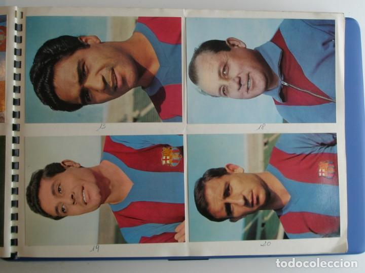 Coleccionismo deportivo: MUESTRARIO DE TARJETAS DE FUTBOL, TOROS ETC. DE LA CASA POSTAL OSCARCOLOR S.A. - Foto 3 - 202091047