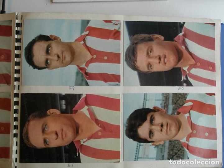 Coleccionismo deportivo: MUESTRARIO DE TARJETAS DE FUTBOL, TOROS ETC. DE LA CASA POSTAL OSCARCOLOR S.A. - Foto 5 - 202091047