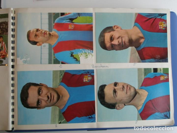 Coleccionismo deportivo: MUESTRARIO DE TARJETAS DE FUTBOL, TOROS ETC. DE LA CASA POSTAL OSCARCOLOR S.A. - Foto 8 - 202091047