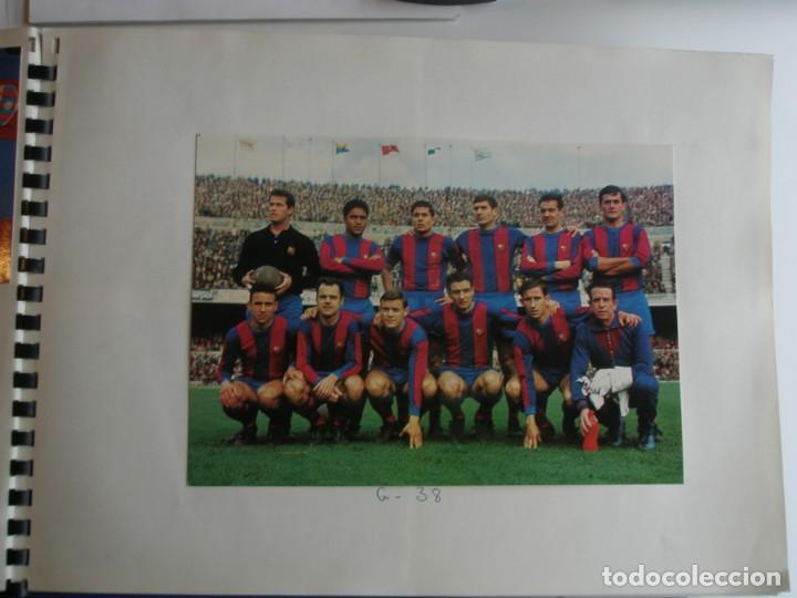 Coleccionismo deportivo: MUESTRARIO DE TARJETAS DE FUTBOL, TOROS ETC. DE LA CASA POSTAL OSCARCOLOR S.A. - Foto 11 - 202091047