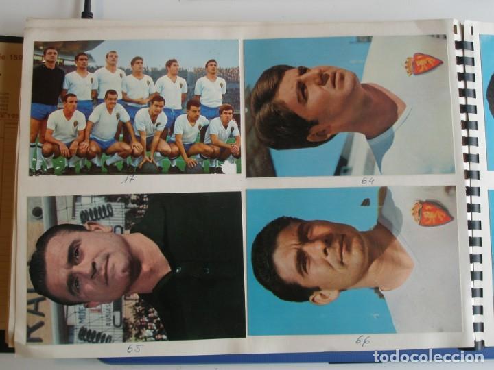 Coleccionismo deportivo: MUESTRARIO DE TARJETAS DE FUTBOL, TOROS ETC. DE LA CASA POSTAL OSCARCOLOR S.A. - Foto 13 - 202091047