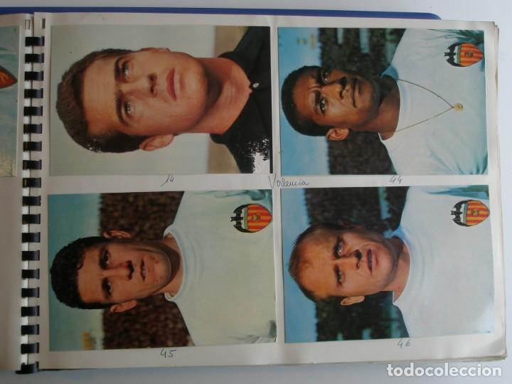 Coleccionismo deportivo: MUESTRARIO DE TARJETAS DE FUTBOL, TOROS ETC. DE LA CASA POSTAL OSCARCOLOR S.A. - Foto 14 - 202091047