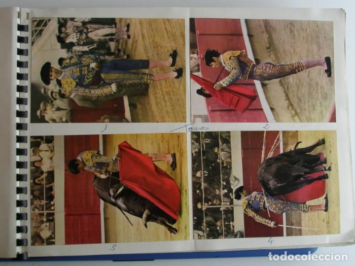 Coleccionismo deportivo: MUESTRARIO DE TARJETAS DE FUTBOL, TOROS ETC. DE LA CASA POSTAL OSCARCOLOR S.A. - Foto 16 - 202091047