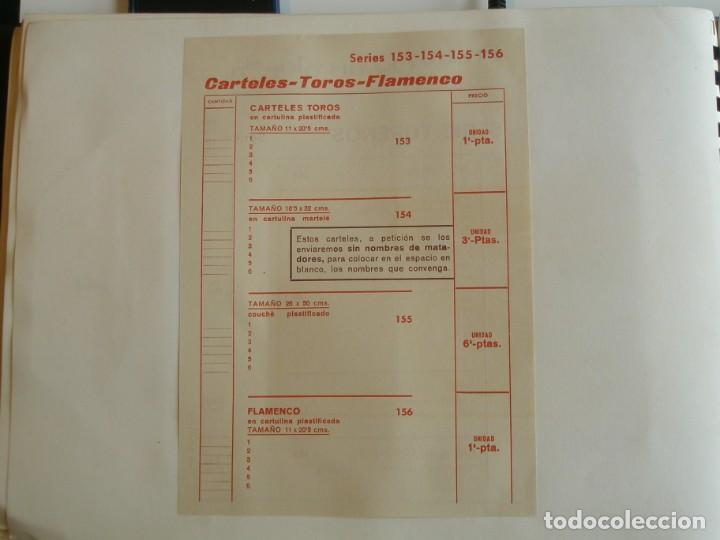 Coleccionismo deportivo: MUESTRARIO DE TARJETAS DE FUTBOL, TOROS ETC. DE LA CASA POSTAL OSCARCOLOR S.A. - Foto 21 - 202091047