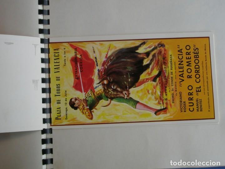 Coleccionismo deportivo: MUESTRARIO DE TARJETAS DE FUTBOL, TOROS ETC. DE LA CASA POSTAL OSCARCOLOR S.A. - Foto 23 - 202091047