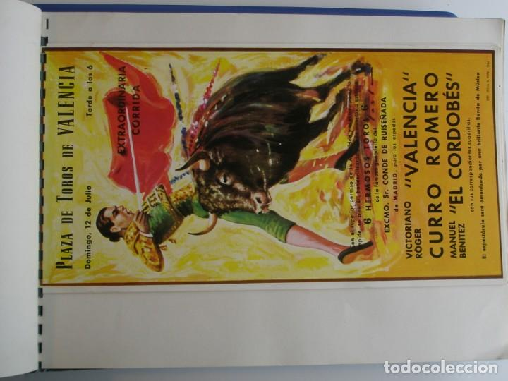 Coleccionismo deportivo: MUESTRARIO DE TARJETAS DE FUTBOL, TOROS ETC. DE LA CASA POSTAL OSCARCOLOR S.A. - Foto 26 - 202091047