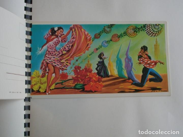 Coleccionismo deportivo: MUESTRARIO DE TARJETAS DE FUTBOL, TOROS ETC. DE LA CASA POSTAL OSCARCOLOR S.A. - Foto 28 - 202091047