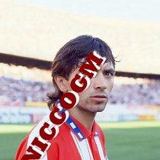 Coleccionismo deportivo: DOBROVOLSKI AT MADRID ATLETICO FOTOGRAFIA FUTBOL JUGADOR 10X15 CENTIMETROS BUENA CALIDAD. Lote 202496173