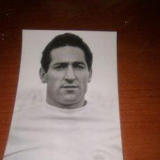 Coleccionismo deportivo: FRANCISCO GENTO -REAL MADRID-C.F.-POSTAL ORIGINAL-FOTOGRAFIA INDUSTRIAL-. Lote 203536471