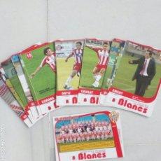 Coleccionismo deportivo: ALMERÍA POSTALES FÚTBOL COLECCION COMPLETA 25 POSTALES FUTBOLISTAS U.D. ALMERÍA. TEMPORADA 2006/07. Lote 204413111