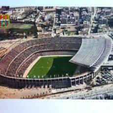 Coleccionismo deportivo: ESTADIO F.C. BARCELONA POSTAL. Lote 204599818