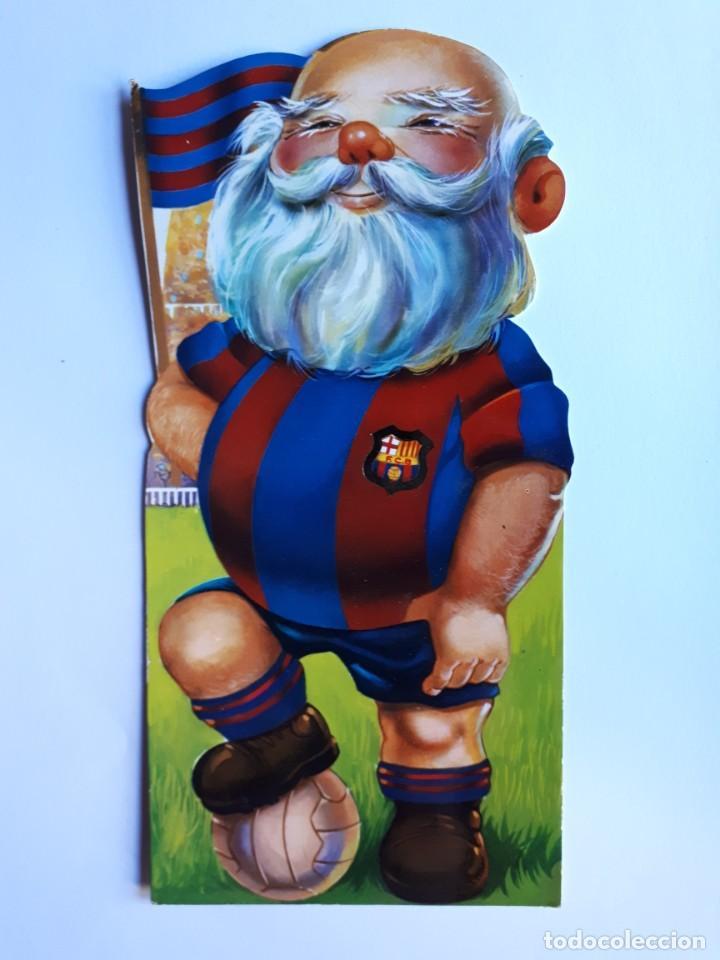 L'AVI DEL BARÇA POSTAL (Coleccionismo Deportivo - Postales de Deportes - Fútbol)
