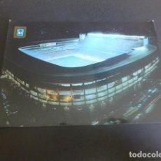 Coleccionismo deportivo: MADRID ESTADIO DE FUTBOL SANTIAGO BERNABEU POSTAL. Lote 204677825