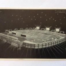 Coleccionismo deportivo: POSTAL CAMPO FÚTBOL. ESTADIO ANTONIO ROMAN. LEVANTE U.D. VALENCIA.. Lote 205174242