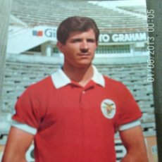 Coleccionismo deportivo: ANTIGUA POSTAL FUTBOL - BENFICA NENE. Lote 205735516