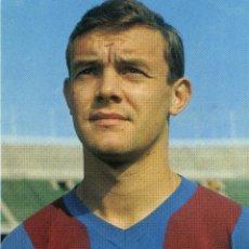 Coleccionismo deportivo: FC BARCELONA - ZALDUA. Lote 206339263