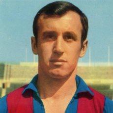 Coleccionismo deportivo: FC BARCELONA - JUAN CARLOS. Lote 206340890