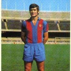 Coleccionismo deportivo: FC BARCELONA - ELADIO. Lote 206348412