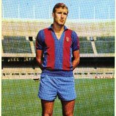 Coleccionismo deportivo: FC BARCELONA - REXACH. Lote 206348792