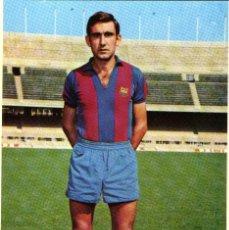 Coleccionismo deportivo: FC BARCELONA - ZABALZA. Lote 206349955