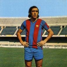 Coleccionismo deportivo: FC BARCELONA - ASENSI. Lote 206354200