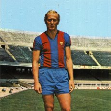 Coleccionismo deportivo: FC BARCELONA - MARCIAL. Lote 206354336