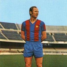 Coleccionismo deportivo: FC BARCELONA - GALLEGO. Lote 206354450