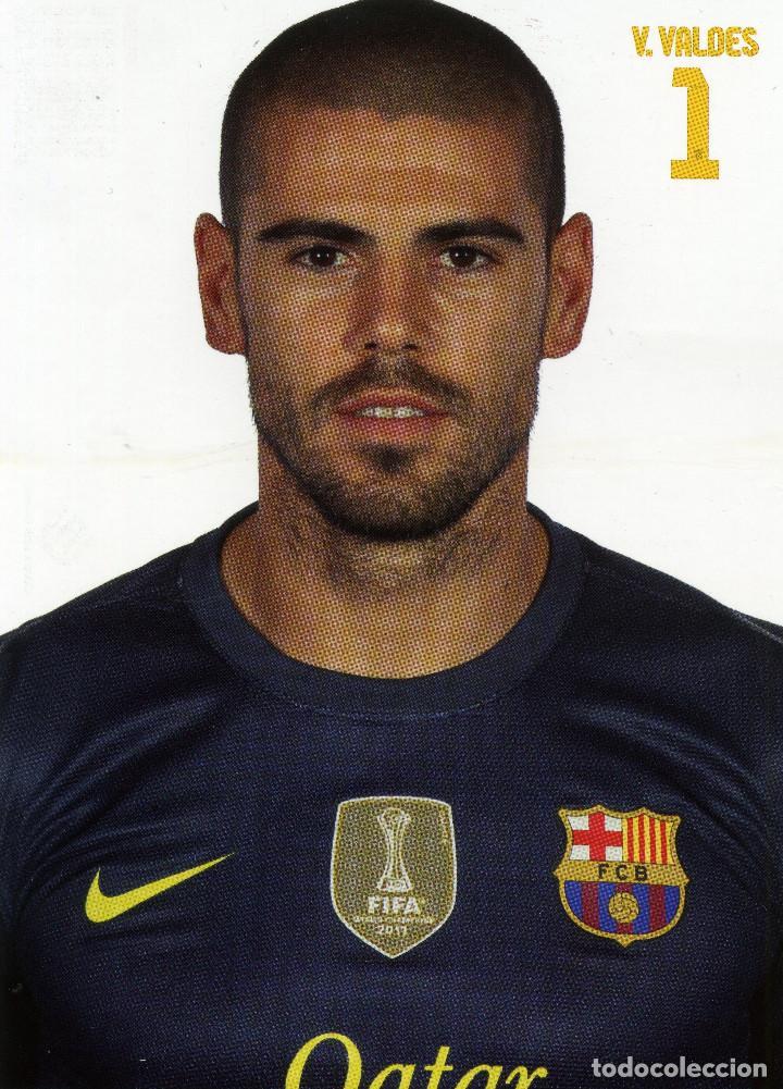 Coleccionismo deportivo: FC BARCELONA - TEMPORADA 2012-13 (23 POSTALES) - Foto 2 - 206361143