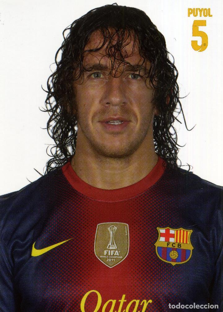 Coleccionismo deportivo: FC BARCELONA - TEMPORADA 2012-13 (23 POSTALES) - Foto 6 - 206361143