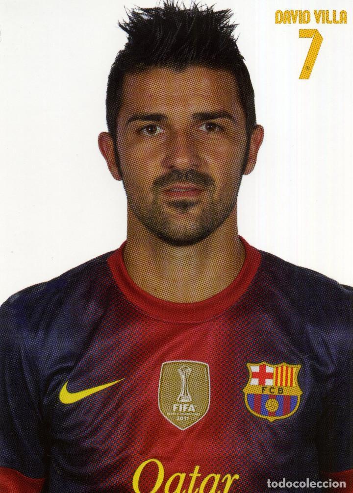 Coleccionismo deportivo: FC BARCELONA - TEMPORADA 2012-13 (23 POSTALES) - Foto 8 - 206361143