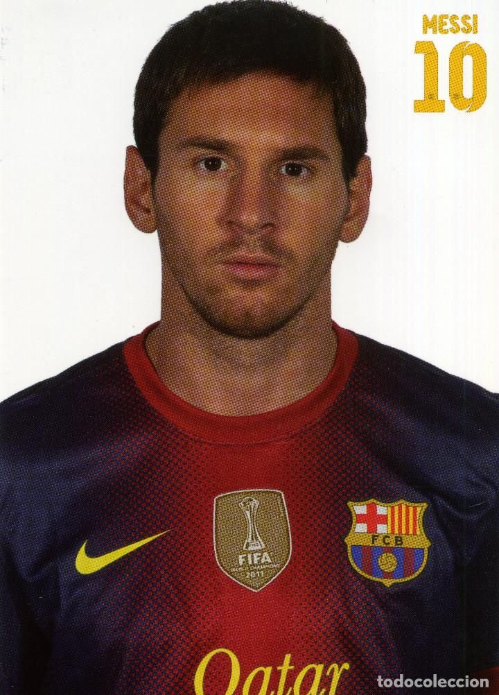 Coleccionismo deportivo: FC BARCELONA - TEMPORADA 2012-13 (23 POSTALES) - Foto 11 - 206361143