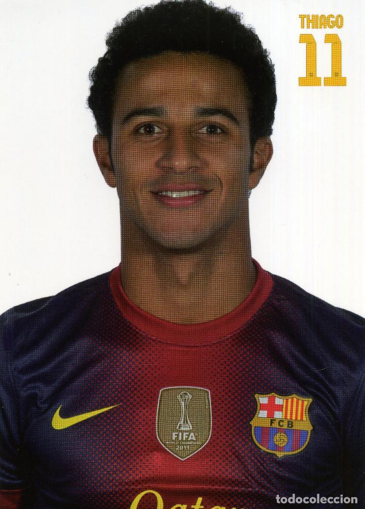 Coleccionismo deportivo: FC BARCELONA - TEMPORADA 2012-13 (23 POSTALES) - Foto 12 - 206361143
